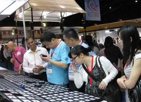 2014年第53届泰国曼谷国际珠宝展