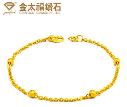 金太福黄金手链专区