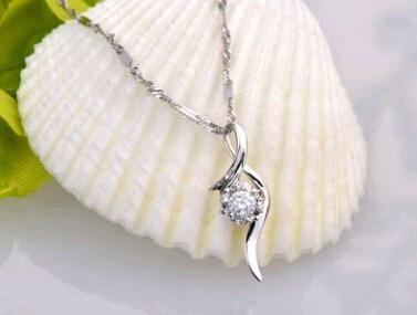 仙缘钻石吊坠官网价格款式图片