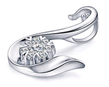 喜钻钻石吊坠专区