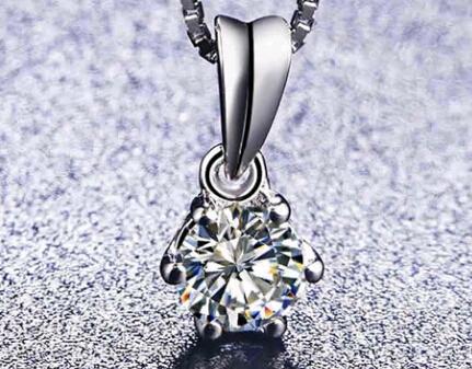 喜钻钻石吊坠官网价格款式图片