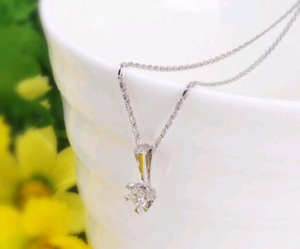 圣韵钻石吊坠官网价格款式图片