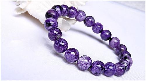 紫龙晶手链