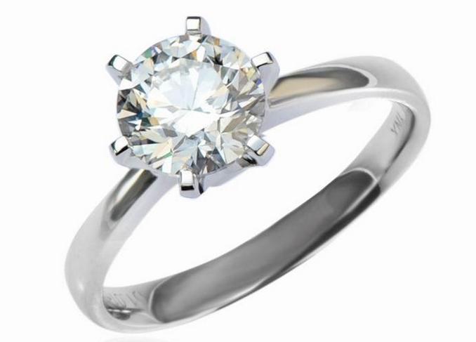明牌珠宝一克拉钻石价格