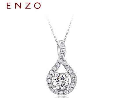 enzo钻石吊坠官网价格款式图片