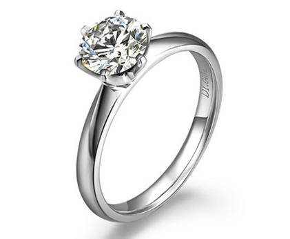 戴比尔斯50分钻石价格 戴比尔斯0.5克拉钻石多
