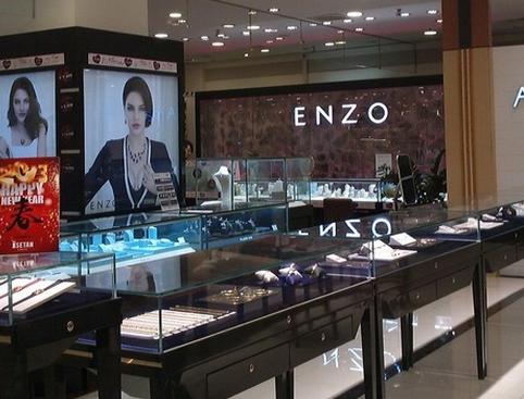天津ENZO伊势丹珠宝店