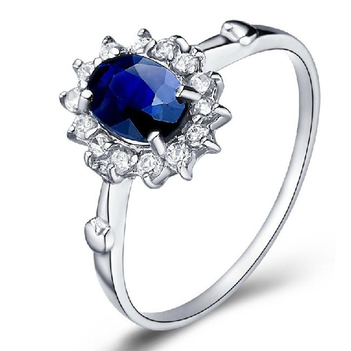 蓝宝石戒指有那些特点 选购蓝宝石戒指需注意些什么