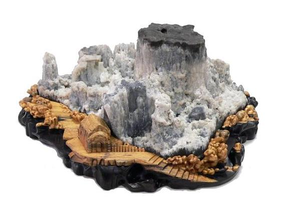 观赏石的质量分级标准 观赏石鉴赏【图】