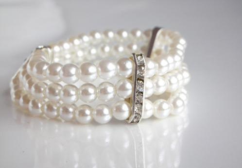 珍珠的仿制品