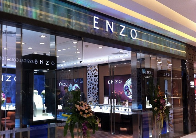 天津ENZO友谊精品广场珠宝店