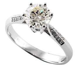 每克拉美钻石
