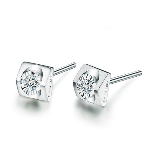 爱迪尔钻石耳钉价格 爱迪尔钻石一般多少钱