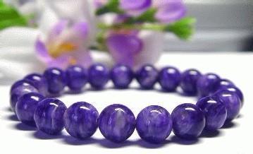 紫龙晶,紫龙晶手链,佐卡伊手链