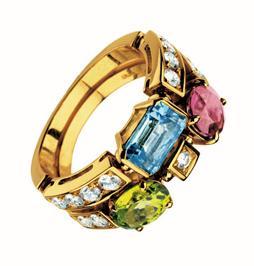 宝格丽戒指