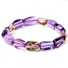 紫水晶手链价格 紫水晶手链一般多少钱