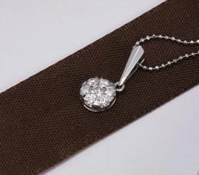 索钻珠宝钻石吊坠