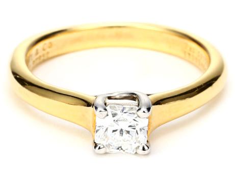 蒂芙尼钻石