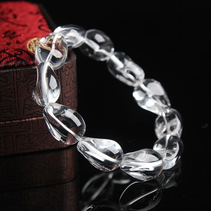 白水晶手链多少钱