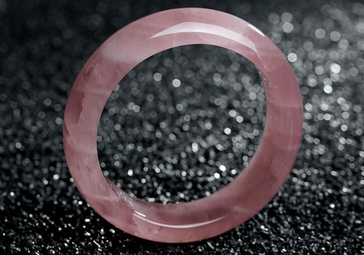 粉水晶手镯多少钱