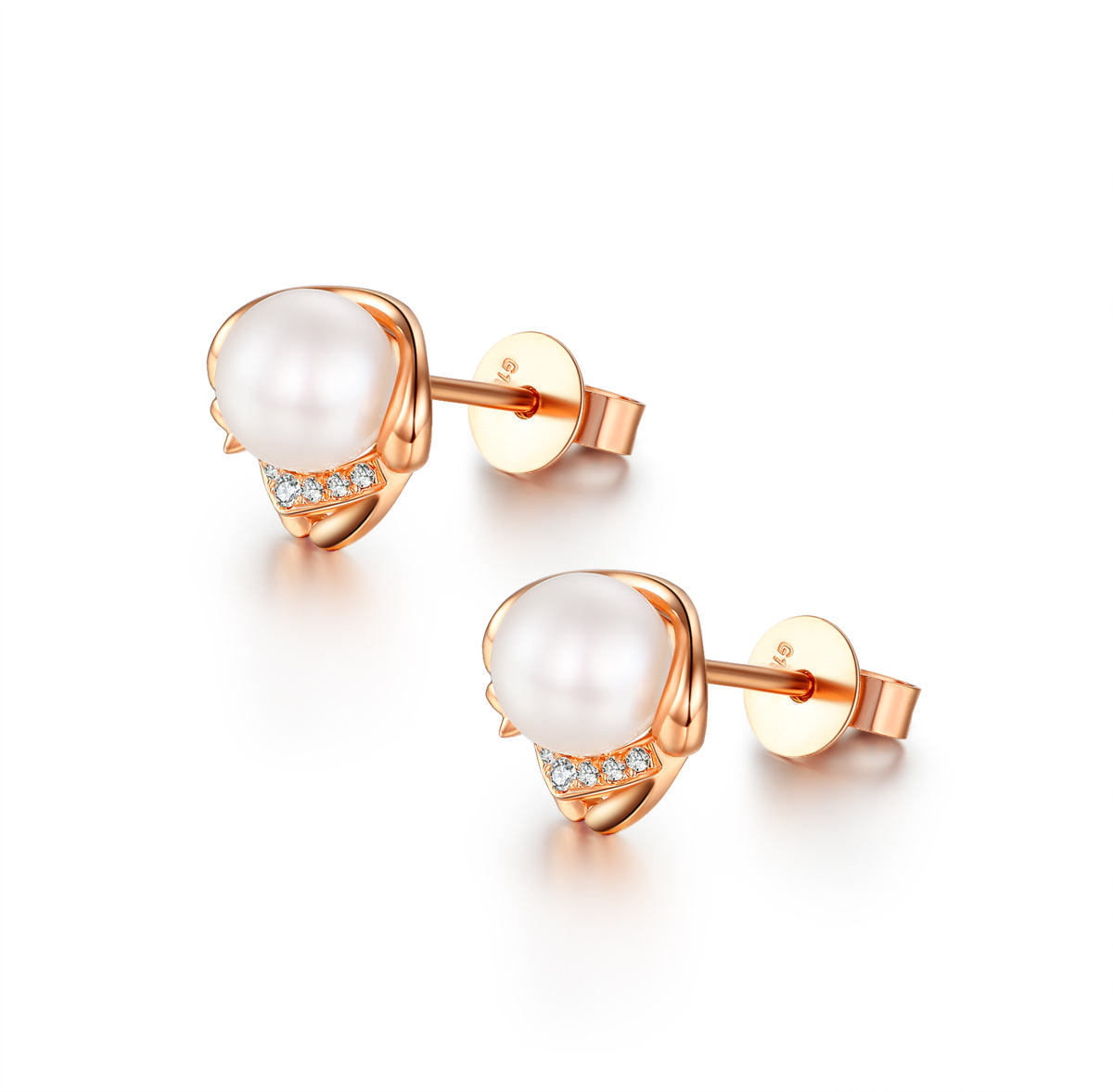 珍珠耳环价格