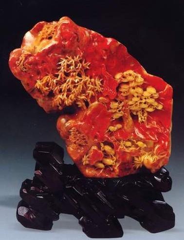 昌化鸡血石有哪些特征?