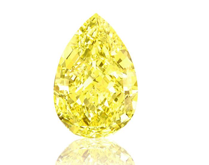 黄色钻石是什么