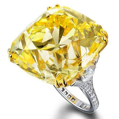 黄色钻石价格