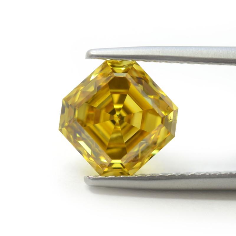 黄色钻石最新款式图片