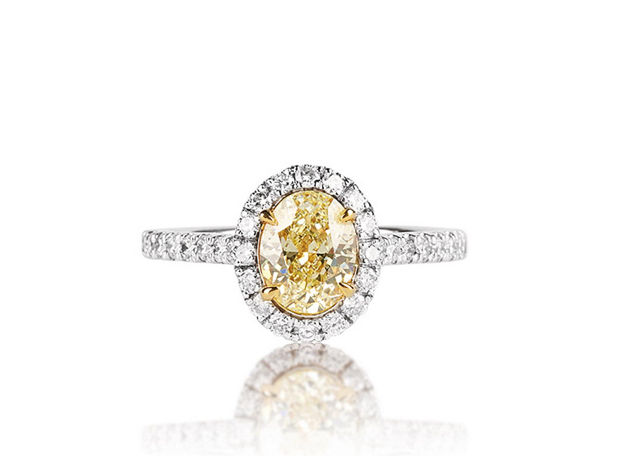 黄色钻石品牌排行