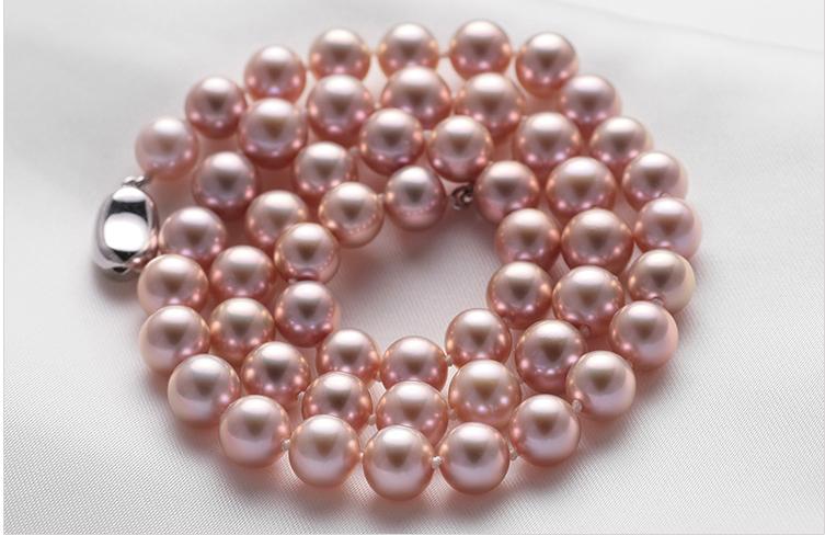 紫色珍珠最新款式图片