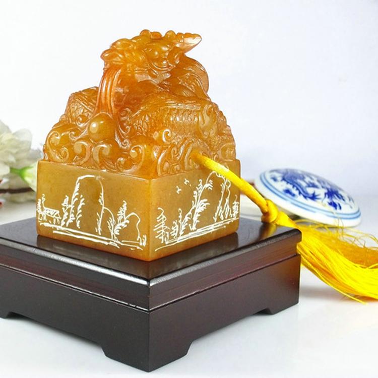 寿山石雕最新款式图片