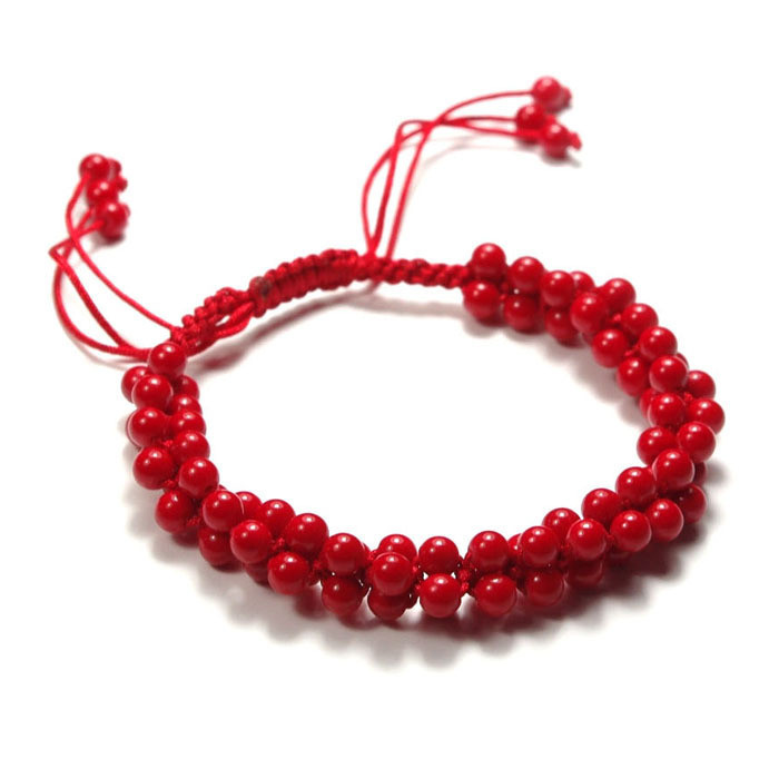 红珊瑚手链品牌排行榜