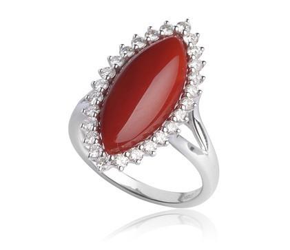 天然珊瑚戒指品牌排行榜