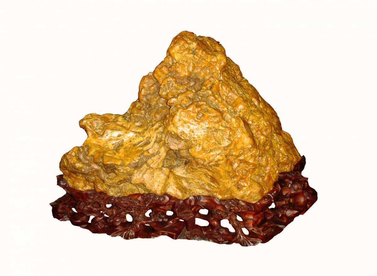 黄蜡石奇石价格