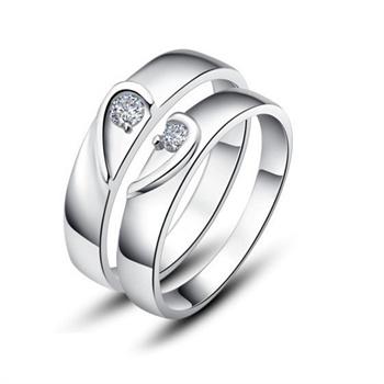 白金,戒指,佐卡伊