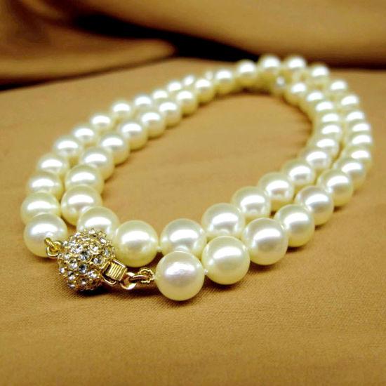 佩戴珍珠项链的几大好处