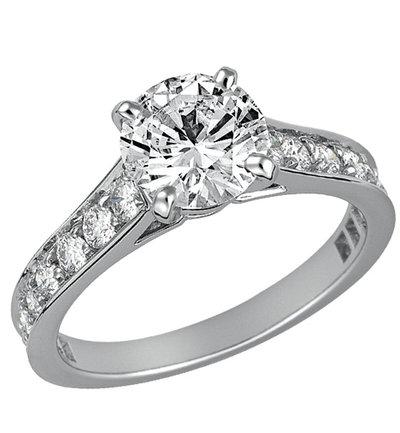 卡地亚钻戒,钻戒,钻石戒指