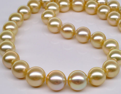南洋珍珠,南洋珍珠项链,项链