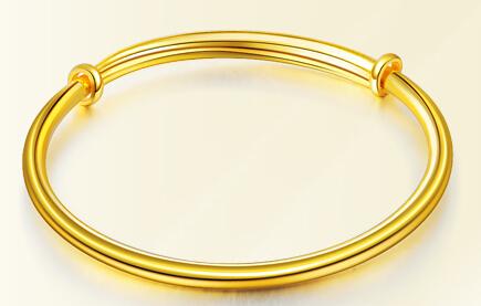 黄金手镯有什么寓意 黄金手镯代表的意义