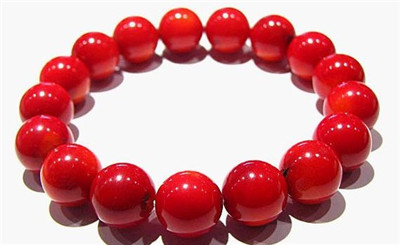 红珊瑚石,红珊瑚石手链,佐卡伊手链