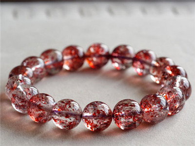 草莓晶,水晶,佐卡伊