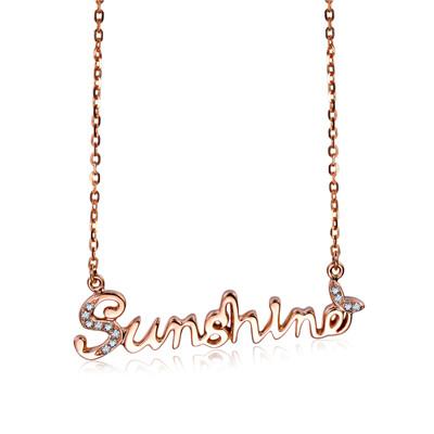 御灵珠宝钻石项链,钻石项链,项链,佐卡伊项链