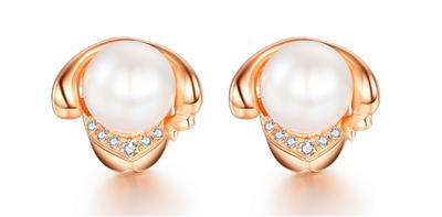 珍珠耳钉,耳钉,珍珠