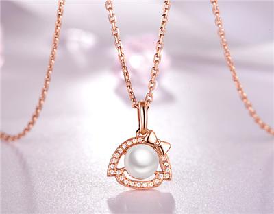 珍珠,珍珠吊坠,珍珠项链