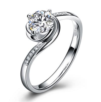 钻石戒指定制价格