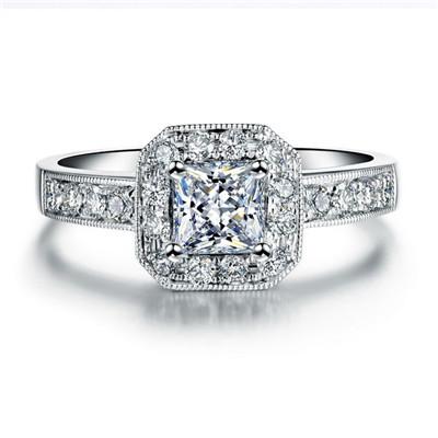 18克拉钻石