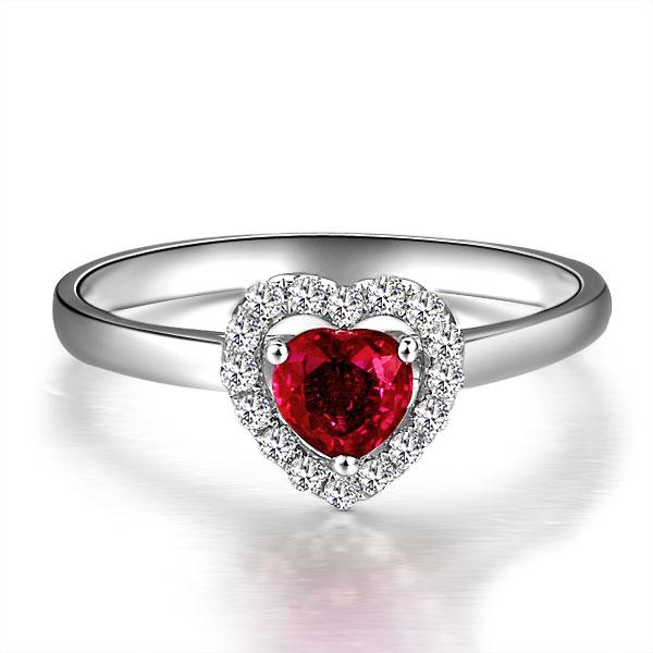 红宝石戒指有什么特点