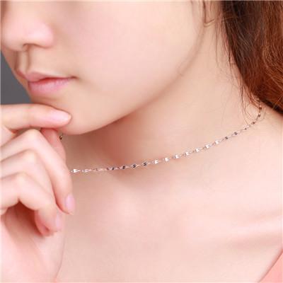 铂金项链,项链,佐卡伊项链