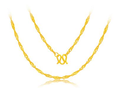 黄金项链怎么辨别真假 黄金项链真假鉴别方法
